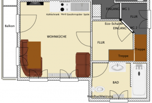 Brunella_Grundriss_1 Etage